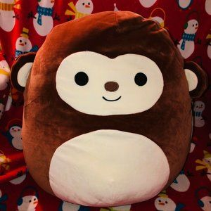 Squishmallow MILLY the MONKEY 16 INCH PLUSH Pillow
